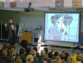 Andy Cope Speaks About Spy Dog