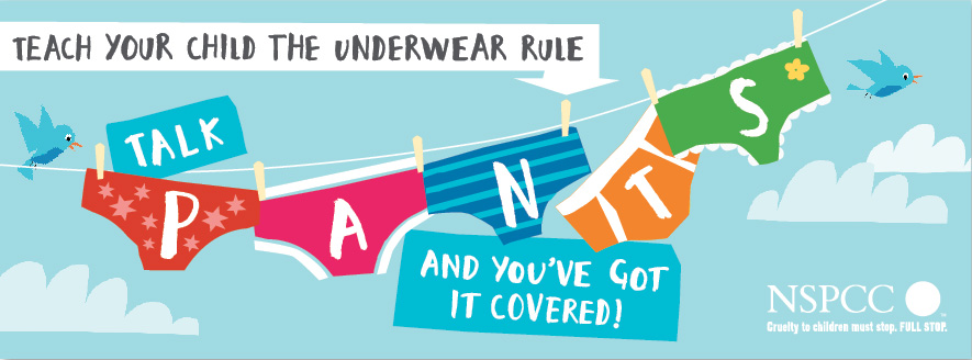 PANTS - The Underwear Rule - NSPCC